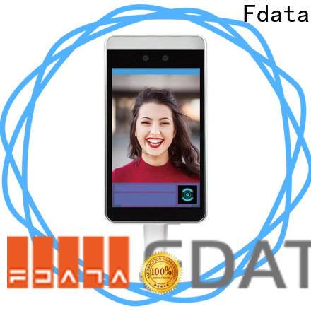 Fdata professional facial recognition scanner supplier